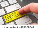 hand of young man on credit... | Shutterstock . vector #409358869