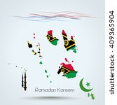 ramadan kareem  feast of...   Shutterstock .eps vector #409365904