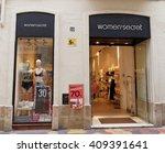 valencia  spain   february 25 ... | Shutterstock . vector #409391641