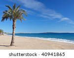 The french riviera.