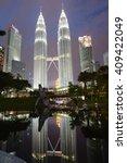 Kuala Lumpur  Malaysia April 1...