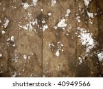 Log House Wall Texture...
