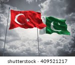 3d illustration of turkey  ... | Shutterstock . vector #409521217