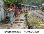 bangkok   thailand   november ... | Shutterstock . vector #409590235