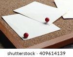 paper note | Shutterstock . vector #409614139