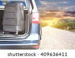 storage interior of barrels and ... | Shutterstock . vector #409636411