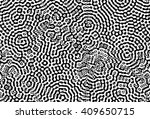 abstract repeating endless... | Shutterstock . vector #409650715