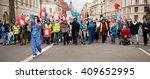 downing street  london  uk. 6th ... | Shutterstock . vector #409652995