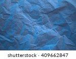 wrinkle paper | Shutterstock . vector #409662847
