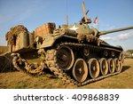 Ww2 American Tank
