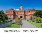 former hokkaido government... | Shutterstock . vector #409872229