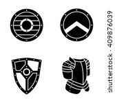 Armor Vector Icons