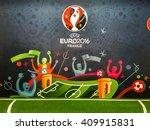 bangkok  thailand   april 23 ... | Shutterstock . vector #409915831