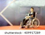 blur abstract background... | Shutterstock . vector #409917289