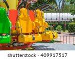 Roller Coaster Seats At...