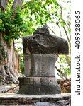 buddha statue in thailand | Shutterstock . vector #409928065