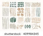 Vector Hand Drawn Textures....