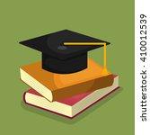 educational books design  | Shutterstock .eps vector #410012539