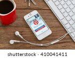 chiangmai  thailand  april 24 ...   Shutterstock . vector #410041411