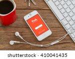 chiangmai  thailand  april 24 ...   Shutterstock . vector #410041435