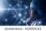 innovative technologies in... | Shutterstock . vector #410054161