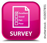 survey  questionnaire icon ... | Shutterstock . vector #410057851