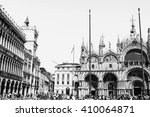 venice  italy   30 august 15  ... | Shutterstock . vector #410064871
