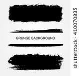 set of grunge banners.grunge... | Shutterstock .eps vector #410070835