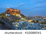Blue City And Mehrangarh Fort...