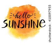 modern typographic design...   Shutterstock .eps vector #410097955