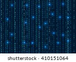 abstract technology background. ... | Shutterstock .eps vector #410151064