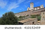 view on the basilica of  st.... | Shutterstock . vector #410152459