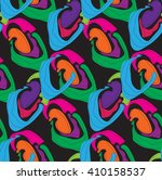 abstract seamless pattern with...   Shutterstock .eps vector #410158537