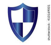 shield vector icon | Shutterstock .eps vector #410169001