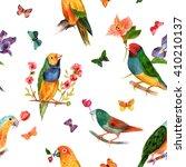 a seamless background pattern...   Shutterstock . vector #410210137