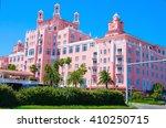 saint petersburg beach  fl  usa ... | Shutterstock . vector #410250715