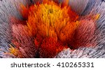 3d illustration of abstract... | Shutterstock . vector #410265331