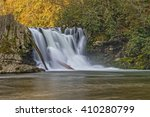 abrams falls at cades cove in... | Shutterstock . vector #410280799