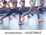 best exercise for your booty.... | Shutterstock . vector #410378845
