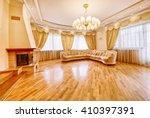 interior living room | Shutterstock . vector #410397391