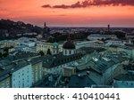 salzburg | Shutterstock . vector #410410441