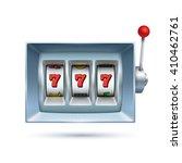 Silver Slot Machine...