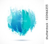 vector watercolor background.... | Shutterstock .eps vector #410466355