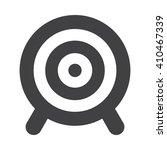 target icon vector illustration ...   Shutterstock .eps vector #410467339