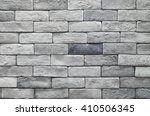 background texture of stone wall | Shutterstock . vector #410506345