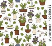 seamless background on... | Shutterstock . vector #410506651