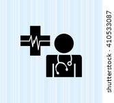 health professional design  | Shutterstock .eps vector #410533087