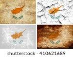 Cyprus Flag Collection. 4...