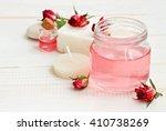 Delicate Pink Rose Attar In Ja...