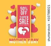 banner flyer or poster of... | Shutterstock .eps vector #410788021